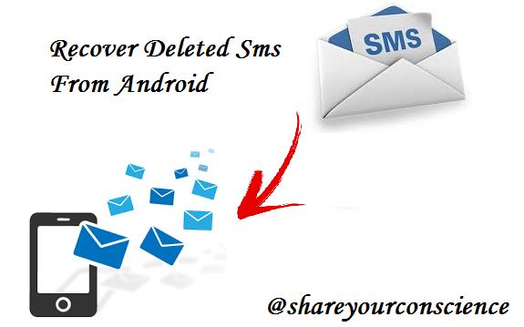 restore sms backup