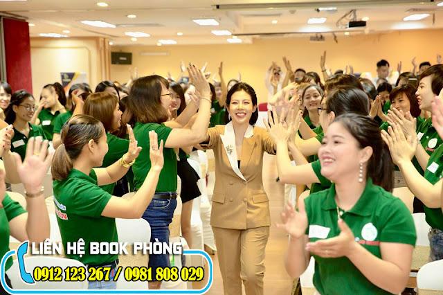 """Chương trình """"Sales master - Sứ mệnh triệu người"""" tổ chức tại Hội trường Hà Nội"""