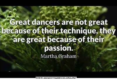 dance is my pashion
