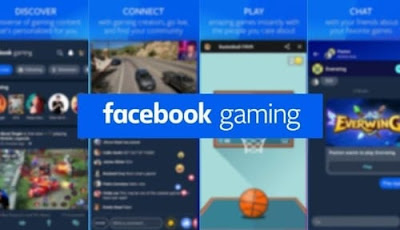 Facebook officially launches the new game streaming app