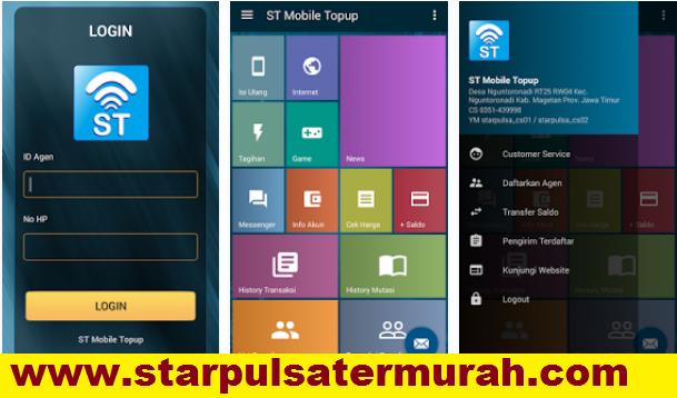 Star Pulsa Server Ke-1 CV. Multi Payment Nusantara