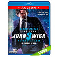 John Wick 3: Parabellum (2019) BDRip 1080p Audio Dual Latino-Ingles