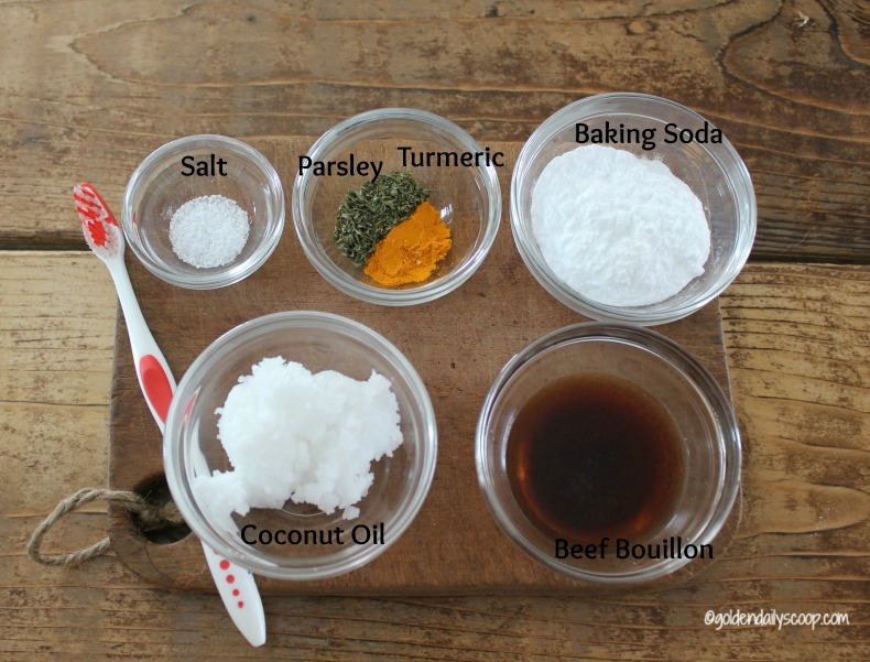 How To Make Baking Soda Toothpaste For Dogs