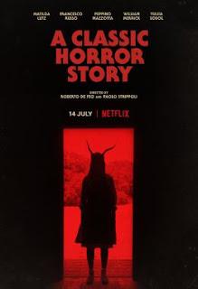 فيلم A Classic Horror Story 2021 مترجم