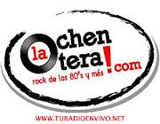 La Ochentera Radio en vivo