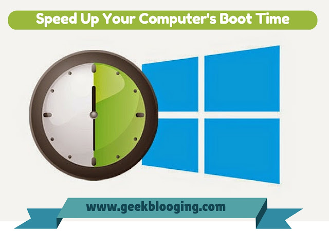 How to Speed Up Your Computer's Boot Time Like a Pro !