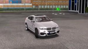 BMW X6 M car mod
