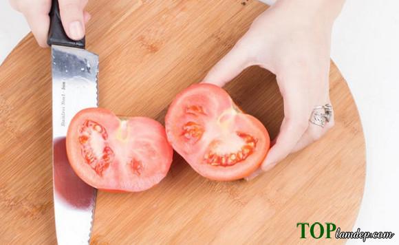 10 lợi ích mặt nạ cà chua cho làn da mà bạn khó lòng từ chối