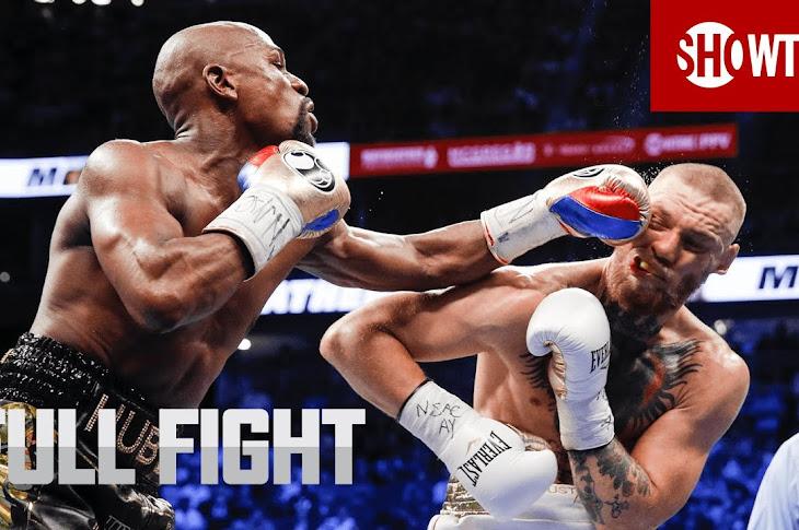 Full Fight: Floyd Mayweather vs Connor McGregor