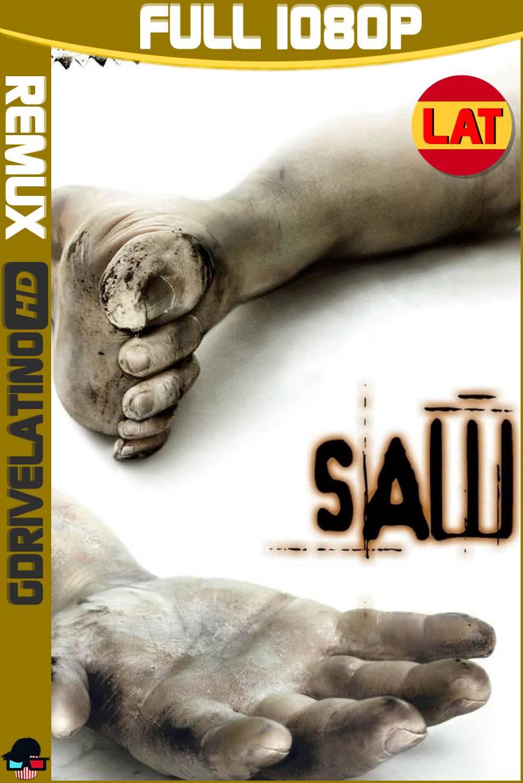 Saw (2004) UNRATED BDRemux 1080p Latino-Ingles MKV