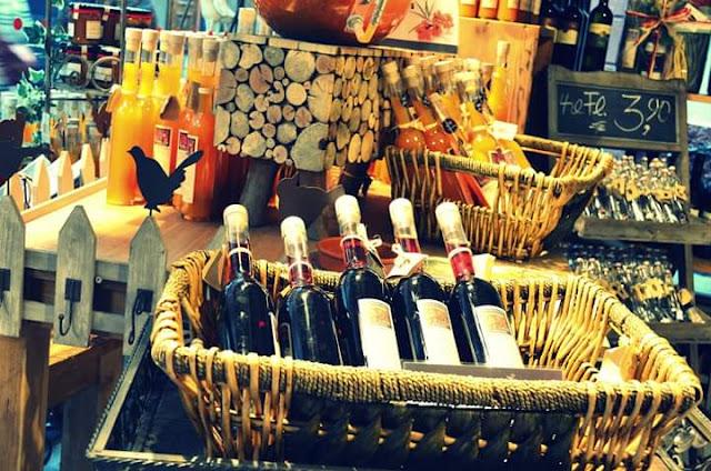 Wine Shop in Rome