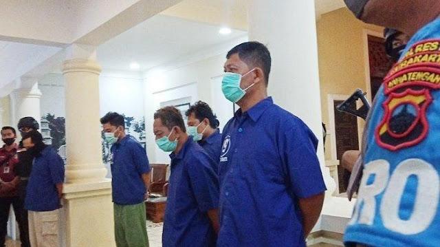 Polisi Sebut Otak Kasus Midodareni Menghasut Lewat Grup WA