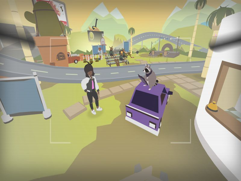 Donut County Highly Compressed Free Download