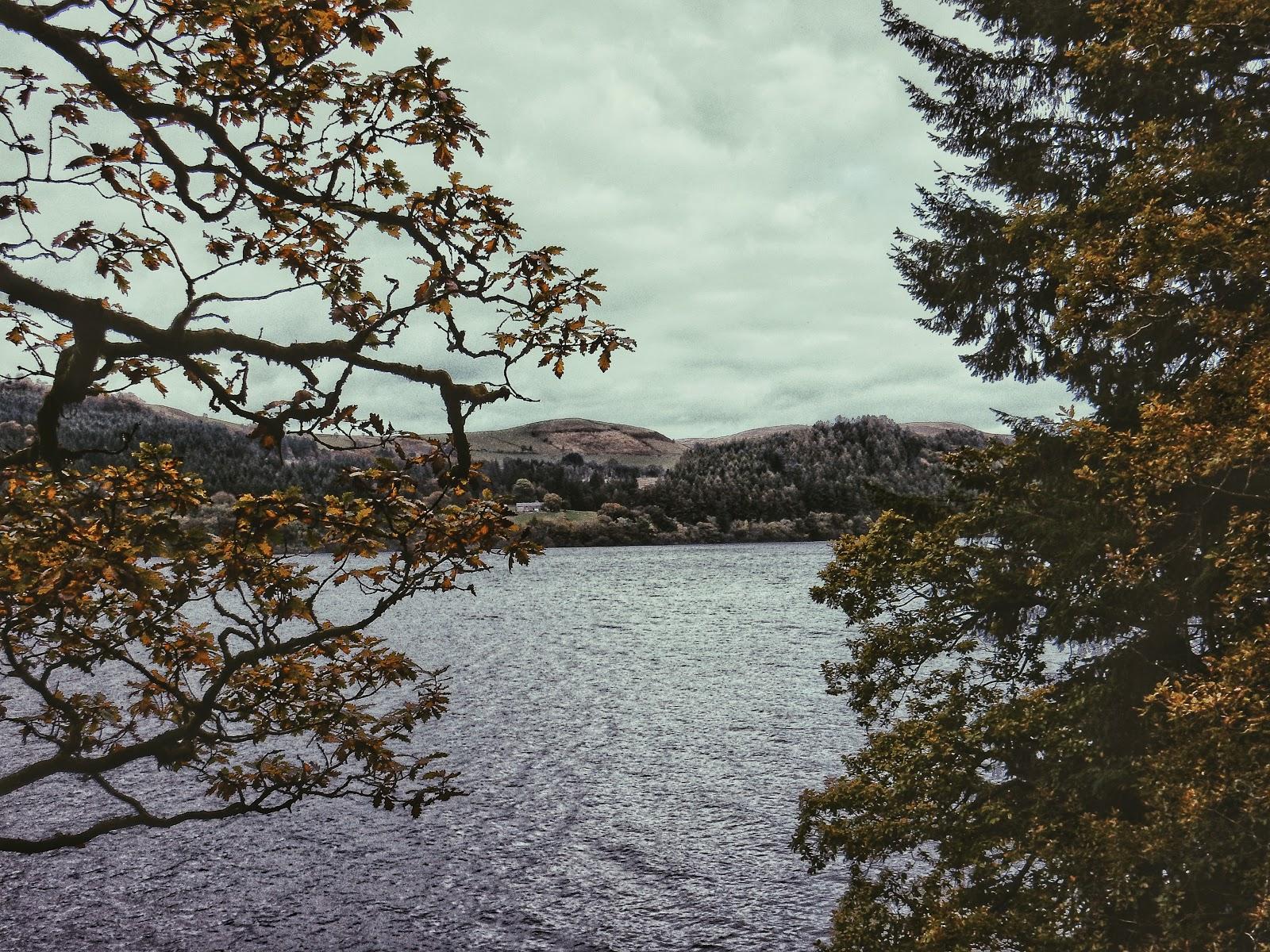 wales lake vyrnwy