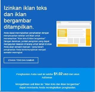 Keuntungan menjadi publisher google adsensex