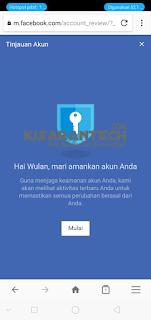 Cara Mengatasi Akun Facebook Di Hack