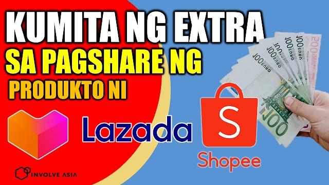 Paano Kumita sa Pag-Promote ng mga Shopee at Lazada Products?