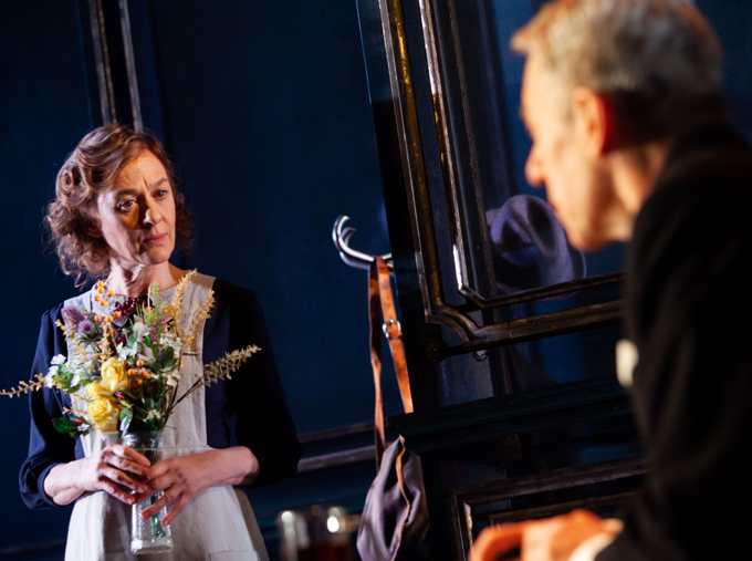 Claire Thinking: Theatre Review: The Remains of the Day at