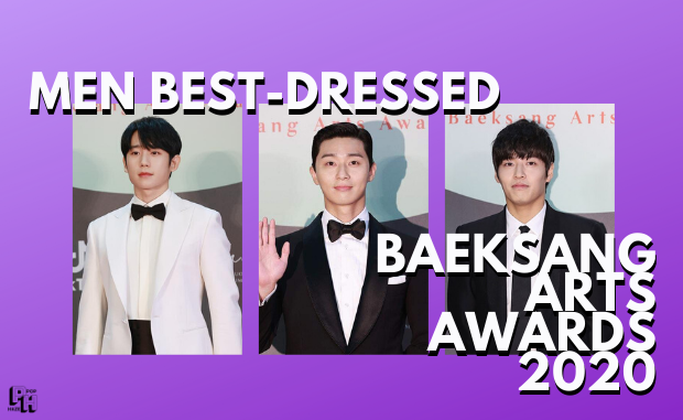 56th Baeksang Arts Awards 2020: Men Best-Dressed