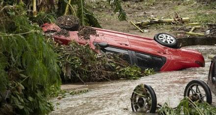 Πάνω από 15 νεκροί εξαιτίας πλημμυρών στη Βραζιλία
