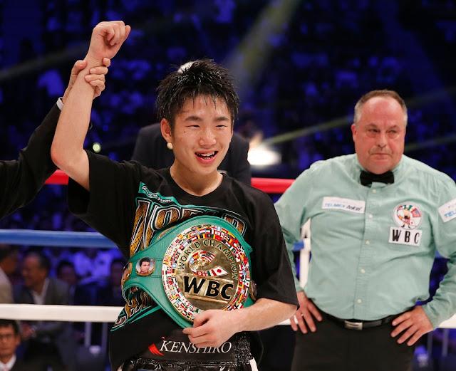 Ken Shiro wins