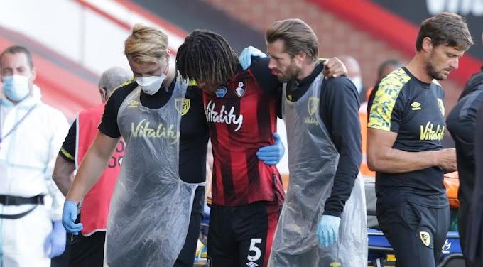Injured Ake set to miss Bournemouth's last three games