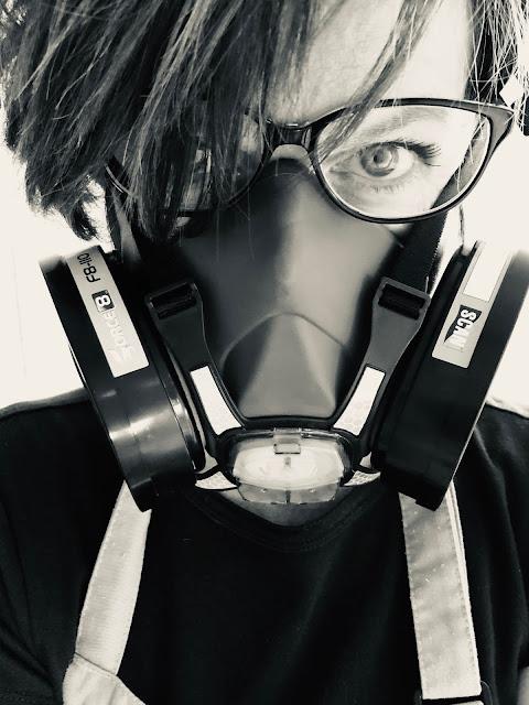 Tracy Trainor respirator