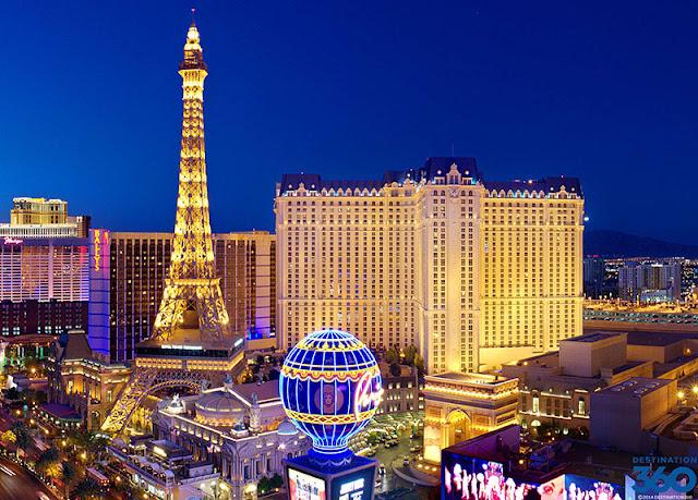 Dicas de Las Vegas: Hotel Paris