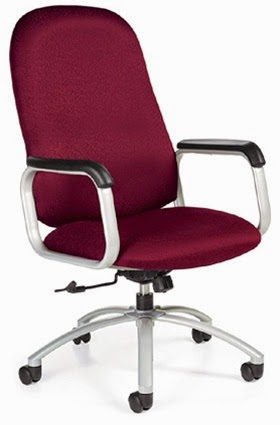 Global 5380-4 Max High Back Chair