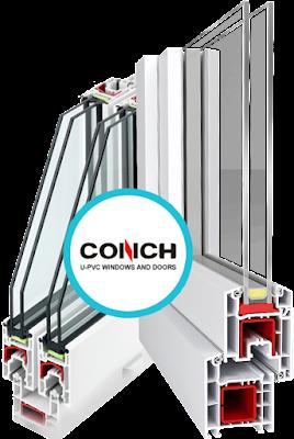 Upvc Conch di pasar Indonesia