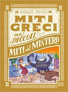 Miti Del Mistero. Miti Greci Per I Piccoli PDF