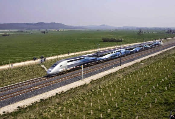 Macedonia Warms Up to Idea of High Speed Rail