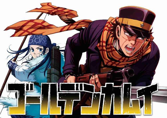 Manga Golden Kamuy entra en pausa por una semana