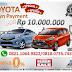 Harga Toyota Agya & Toyota sienta Mobil Baru DP Ringan