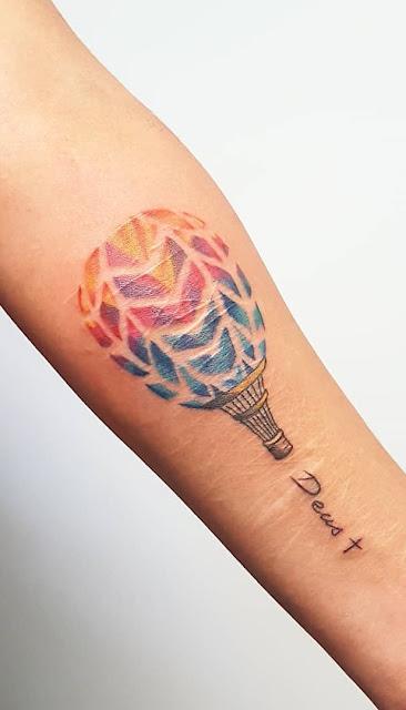 Tatuagens femininas para o antebraço