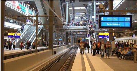 في ألمانيا: تزايد جرائم السرقة في المحطات والقطارات