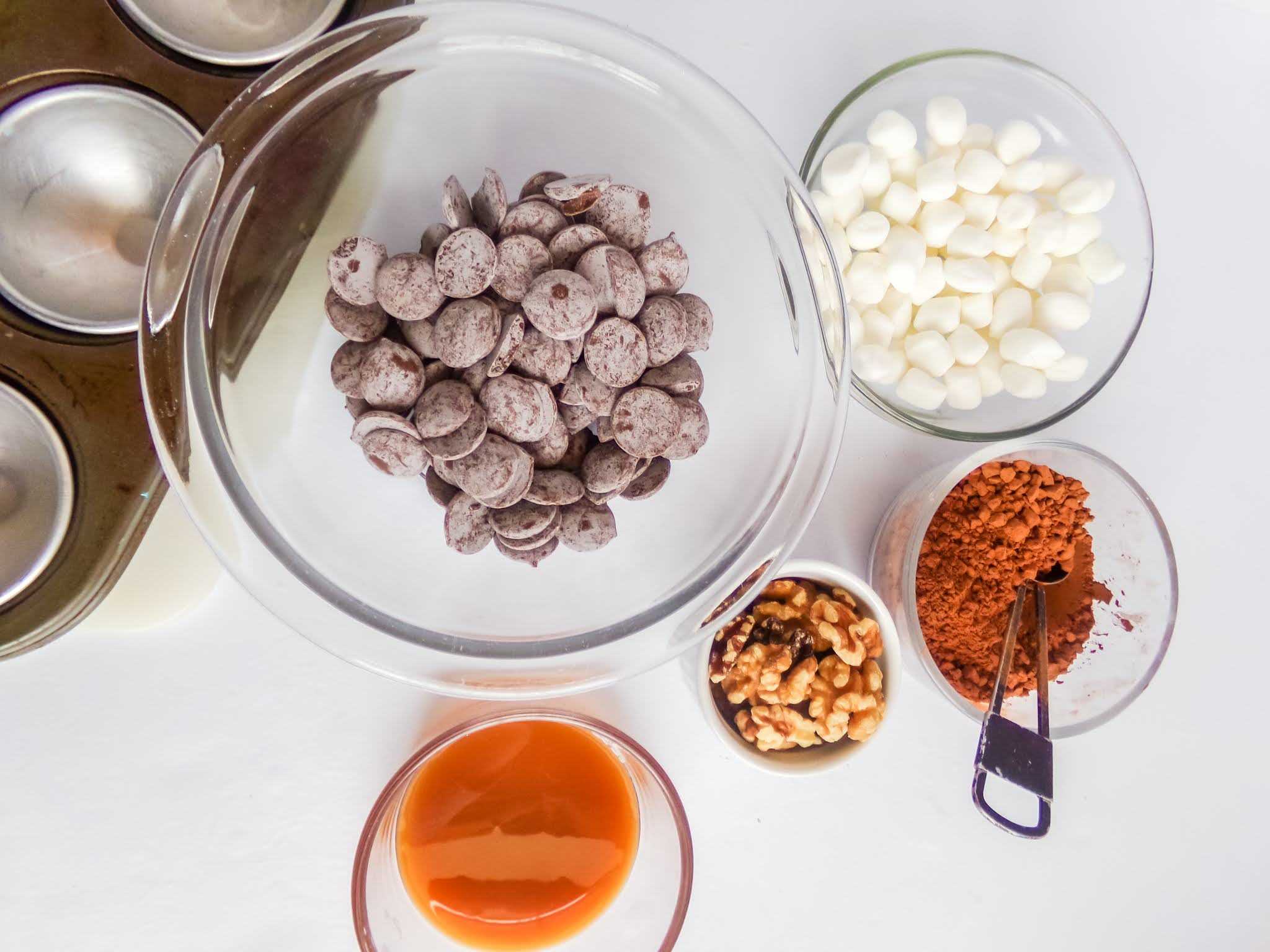 hot cocoa bomb ingredients