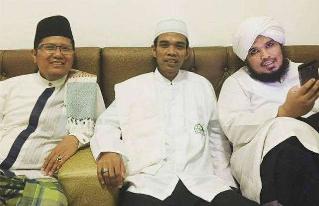 Soal Kabar Ustadz Abdul Somad, Derry Sulaiman: Hati-hati Daging Ulama Itu Beracun