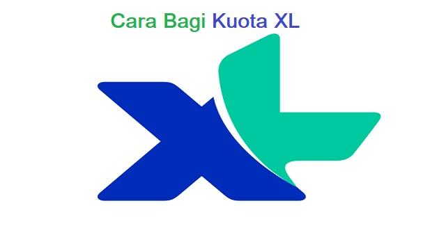 Cara Bagi Kuota XL