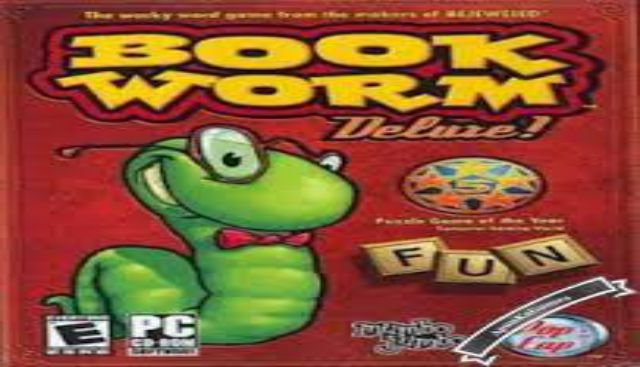 Bookworm Deluxe PC Game Free Download