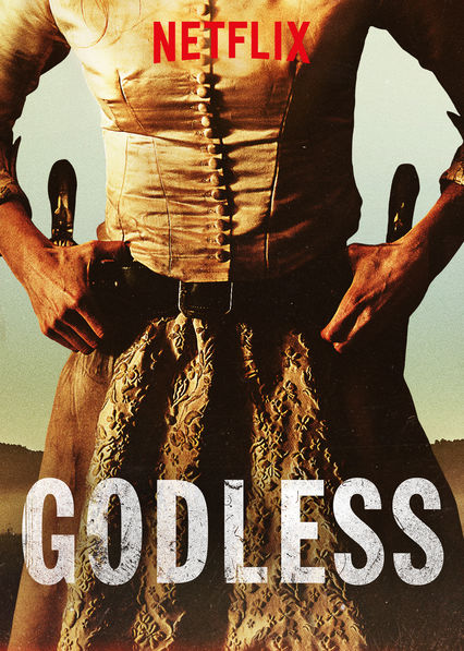 Godless (2017) Temporada 1 NF WEB-DL 1080p Latino