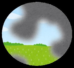 緑内障の視界のイラスト3
