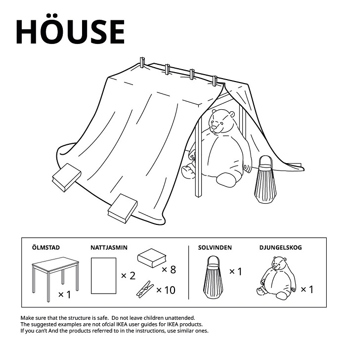 House 6 IKEA Castle Ideas To Build Guide