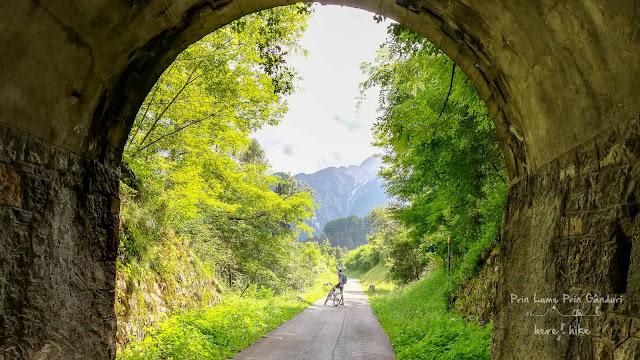 pista Ciclabile Dolomiti