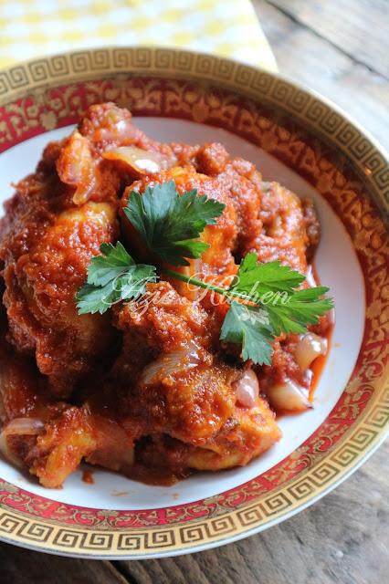 Sambal Ayam Sahor