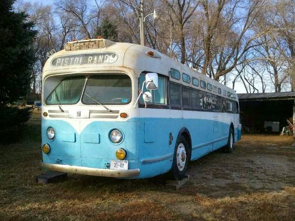 Gmc Motorhome For Sale >> Used RVs 1948 GMC Conversion Bus For Sale by Owner