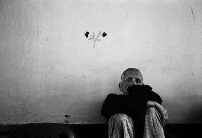 Alex Majoli: GREECE. Leros. 1994. Psychiatric hospital