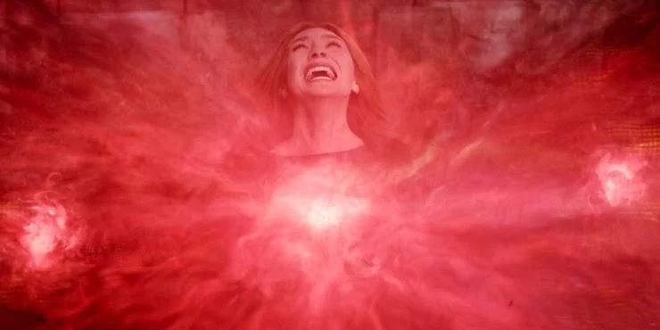 «Ванда/Вижн» (2021) - все отсылки и пасхалки в сериале Marvel. Спойлеры! - 92