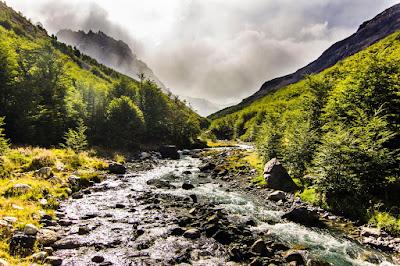 Valle Río Ascencio Torres del Paine