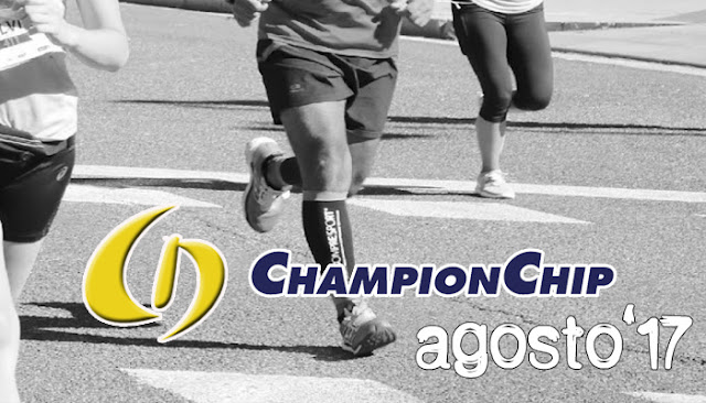 Lliga Championchip - Agosto 2017